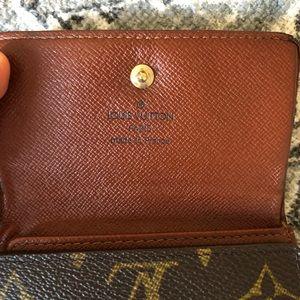 Louis Vuitton Bags - Authentic Louis Vuitton Wallet - Wear and Tear!